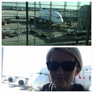 Abflug LAX Luisa